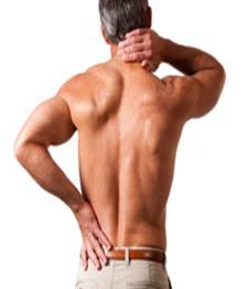 Nyeri punggung karena otot yang tegang