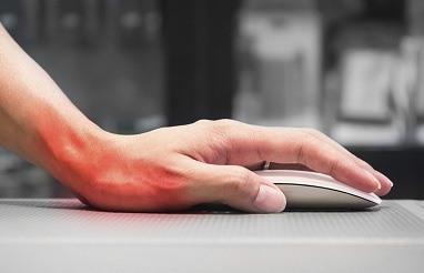 Penggunaan mouse komputer
