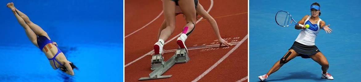 terapi kinesio tapping untuk cedera olahraga