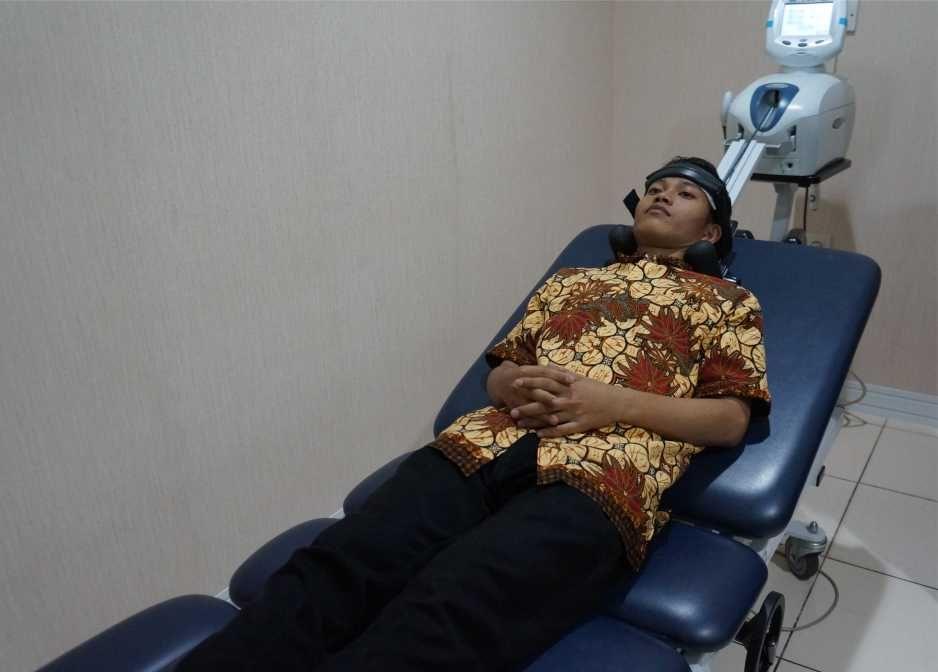 Fisioterapi saraf kejepit
