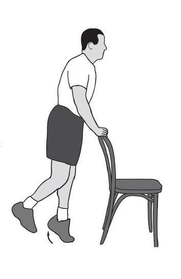 latihan penguatan lutut