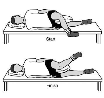internal hip rotation