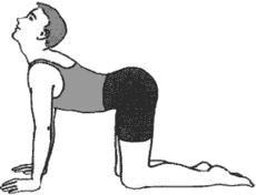 latihan punggung atas