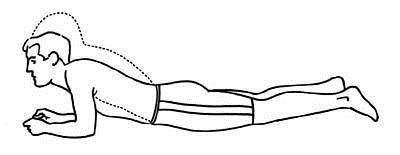 latihan untuk punggung bawah