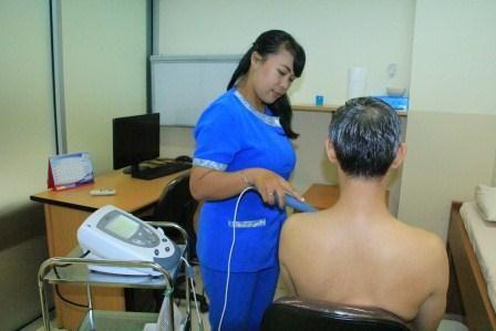terapi ultrasound